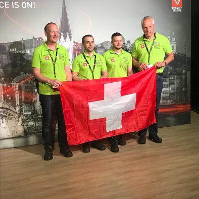 Rang 5, RTEC Lyon